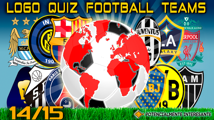 Football Team Logo With Name Logo Quiz Football Teams 14 15