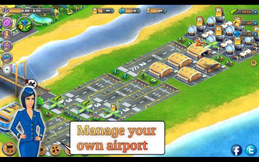 城市岛屿:机场 亚洲