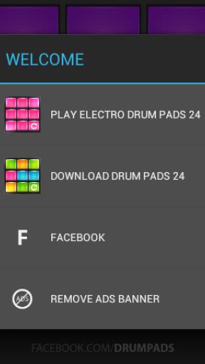electro drum pads24曲谱