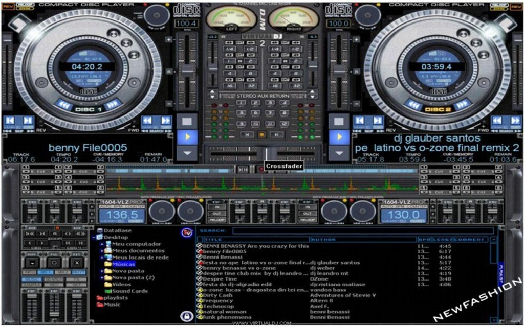 Download Dj Mixer Set Up