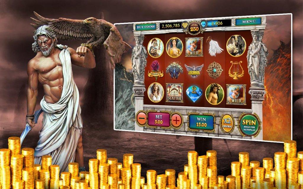 Взлом игры Казино:Зевс - Игровые Автоматы.
