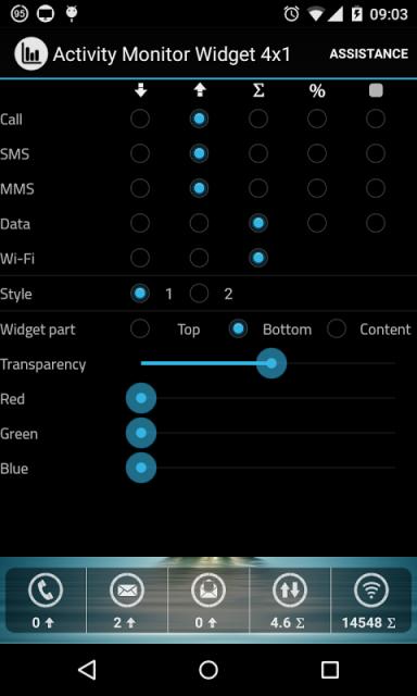 Как создать виджет на андроиде