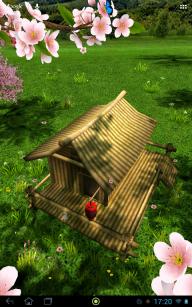 Sun Seasons Live Wallpaper screenshot 3