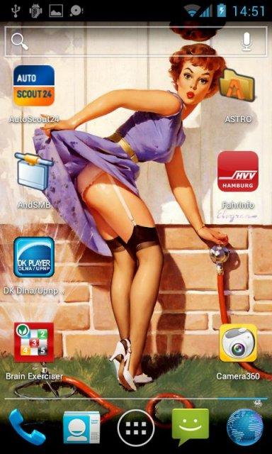 wallpaper plus для android:
