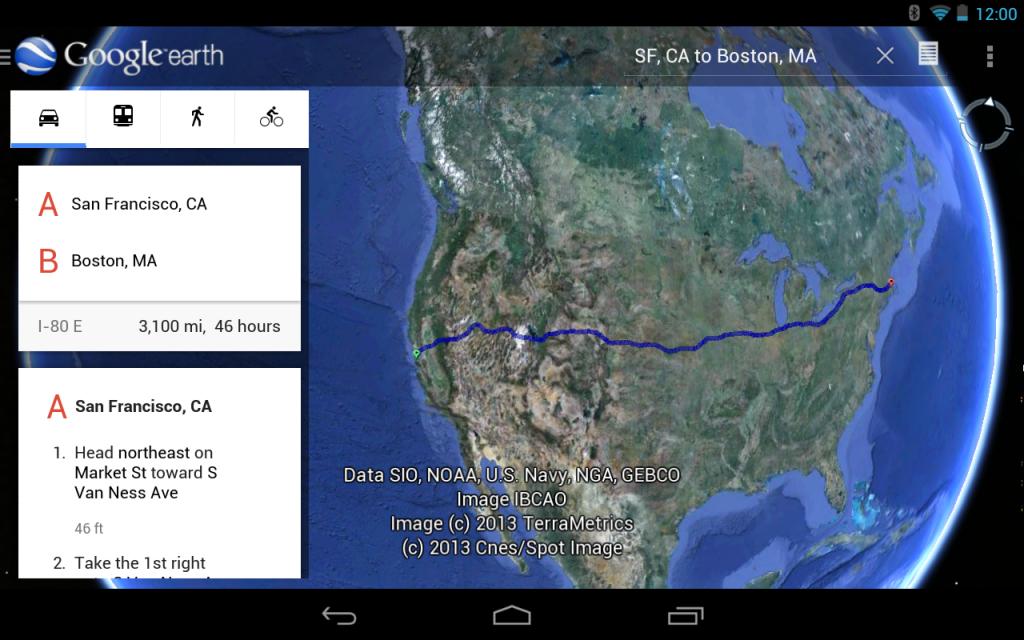 谷歌地图飞机怎么开