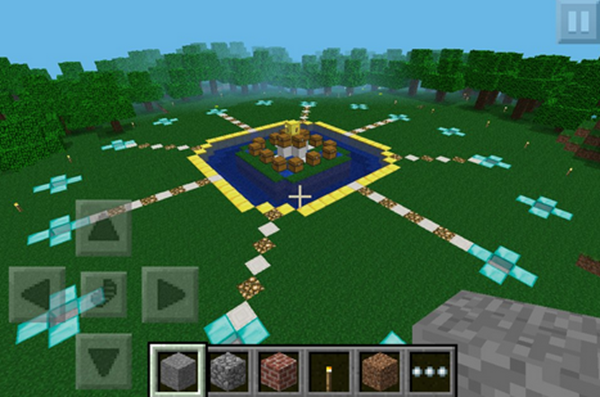 what is the best seed for hunger games map on minecraft pe -