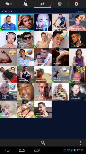 New gay dating app 2017