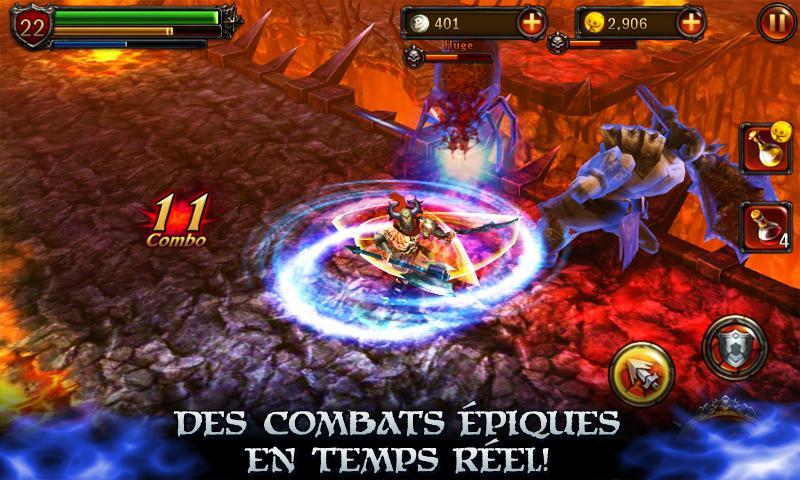 Eternity warriors 2 взлом игры на золото деньги.
