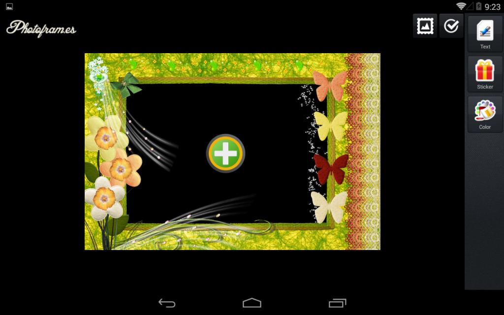 花形相框   android应用(免费apk)   aptoide -  apps