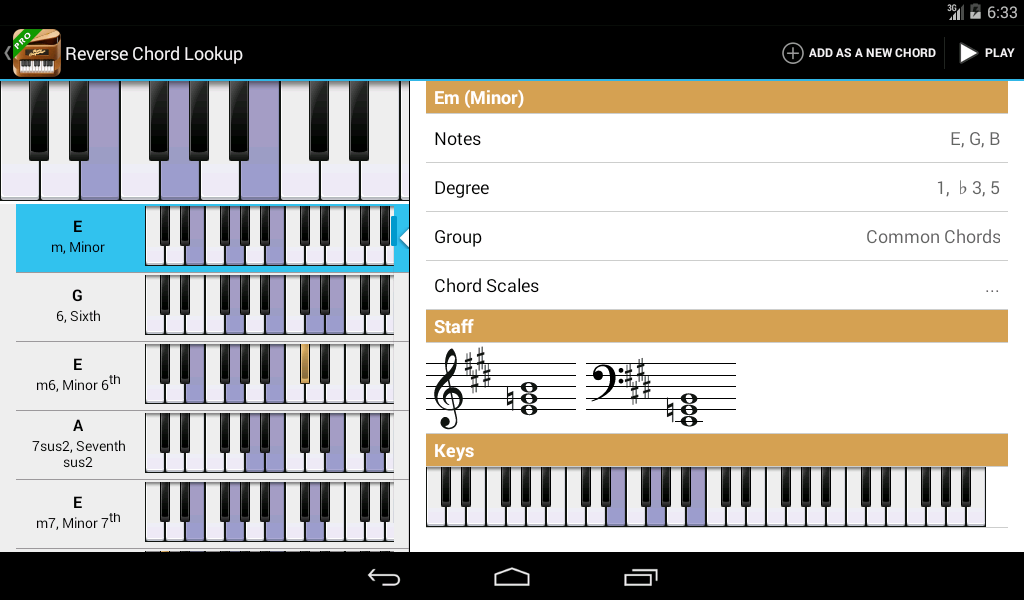 By Photo Congress || Piano Chords And Scales Pro Apk