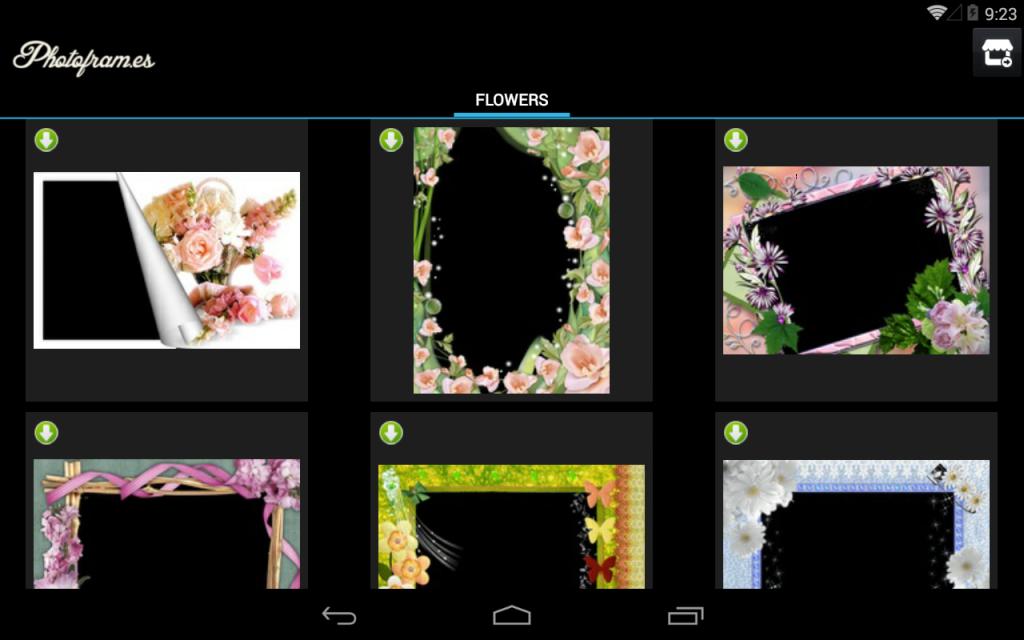 花形相框 | android应用(免费apk) | aptoide -  apps