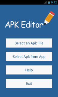 APK Editor Pro 1.2.4 Image