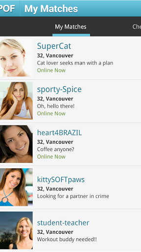 pof free online dating site apk