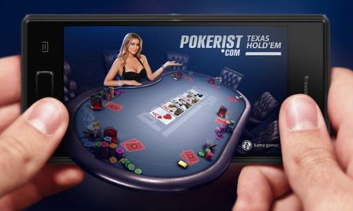 Real money poker online app