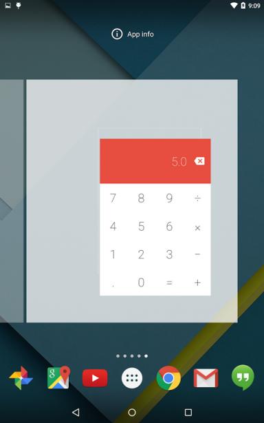 تطبيق الالة الحاسبة الرهيبة Numix calculator بوابة 2016 ebc45be991fc1e16909f