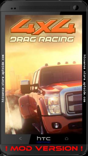 drag racing 4x4 hacked apk